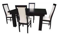 Komplet Krzesło Alfa Stól Verona