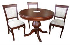 Komplet Krzesło Lord Stół Oskar
