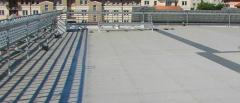Roofing ruberoid