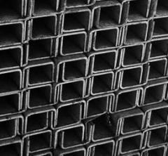 Steel channel bars