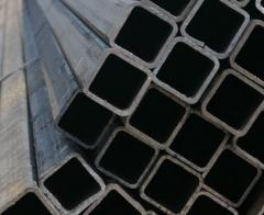 Bent steel profiles