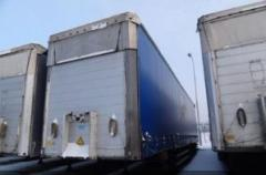 Semitrailers trucks