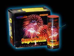 Altitudinal fireworks