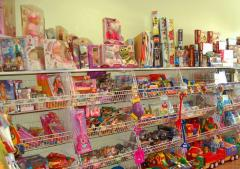 Plastic toys for children