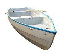 Łódź wiosłowa szalupowa