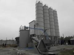 Wytwórnie betonu stacjonarne