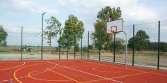 Ogrodzenia sportowe boisk