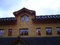 Okna i ramy okienne drewniane