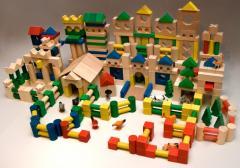 Wood constructors