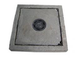 Pokrywa pełna oraz hydroizolacja studni