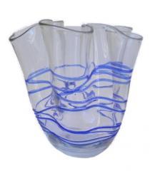 Naczynia szklane stołowe, wazy