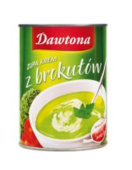 Zupa, krem z brokułów