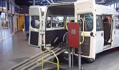 Automobiles for disabled people