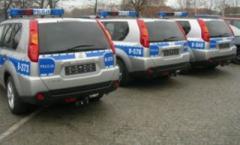 Special patrol cars