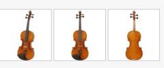 Skrzypce akustyczne