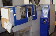 Equipment peripheral for injection molding