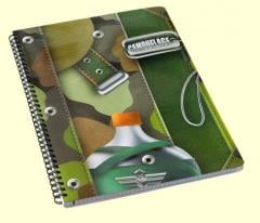 Notebooks for lecture notes