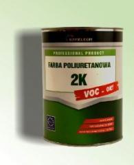 Paints, polyurethane