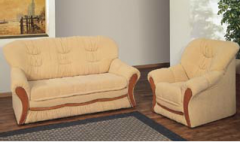 Upholstered furniture for waiting rooms