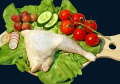 Soup chicken