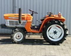 Mini traktorek Kubota B1600, 4x4, 16KM