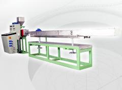 Equipment for plastics production