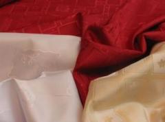 Fabrics for tablecloths