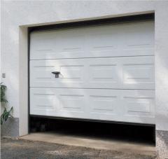 Drzwi garażowe segmentowe