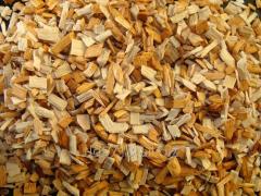 Zrębki do wędzenia z drewna olchowego