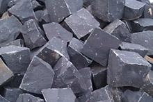 Cast basalt
