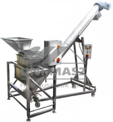 Technological conveyors for transportation of raw