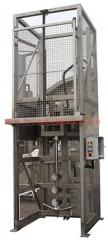 Crushers for frozen food