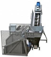 Tippers for pallet- cases and kistens.