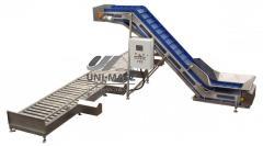 Roller weigher