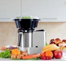 Roboty kuchenne - wieloczynnościowe urządzenie