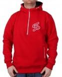Elade Bluza 2012-60 czerwony