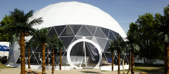 Namioty sferyczne SPHERIAL