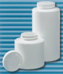 Polymer bottles