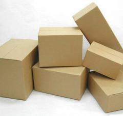 Corrugated cardboard