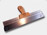 Corrosion-proof with the wooden handle