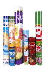 Packaging films for pallets