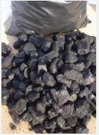Coal packed