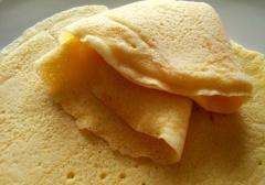 Frozen pancakes