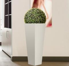 Donice ceramiczne dekoracyjne