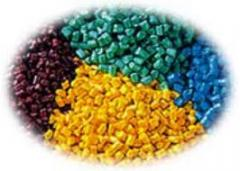 Polyamide secondary granular