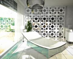 Decorative panels for furniture