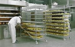 Baking carts