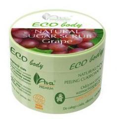 Peeling cukrowy odżywczo-wzmacniający Winogrona 150 g