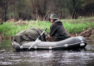 Inflatable raw boats