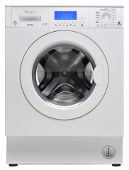 Embedded washing machines